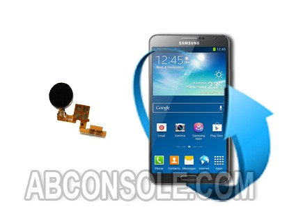 Remplacement vibreur Samsung Galaxy note 3 (N9005)