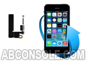 Remplacement antenne Wifi iPhone 5S