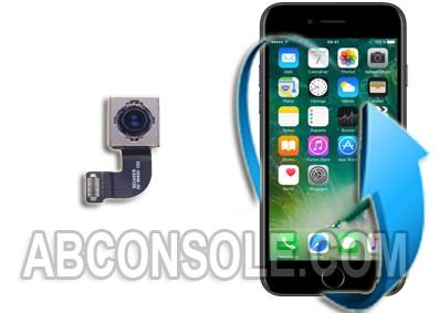 Remplacement caméra arrière IPhone 7