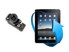 Remplacement caméra arrière Ipad 2