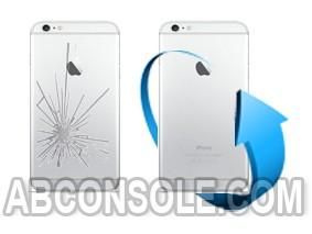 Remplacement coque arrière Iphone 6 Plus