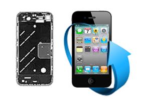 Remplacement coque arrière Iphone 5
