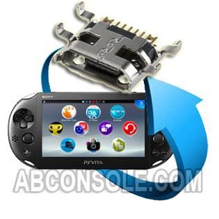 Remplacement connecteur de charge PS Vita 2