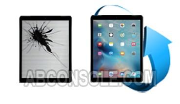"""Remplacement Ecran LCD + Vitre Tactile iPad Pro 12,9"""" (noir)"""