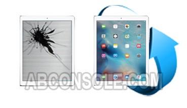 """Remplacement Ecran LCD + Vitre Tactile iPad Pro 12,9"""" (blanc)"""