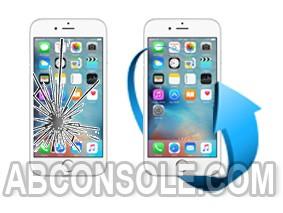 Remplacement écran iPhone 6 Plus blanc