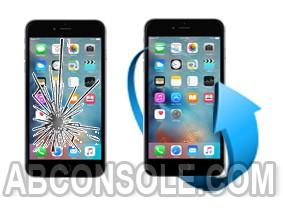 Remplacement écran iPhone 6 Plus noir