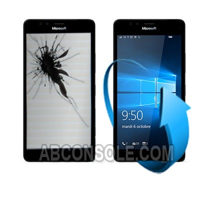 Remplacement Bloc Ecran Nokia Lumia 950