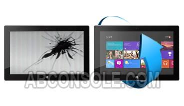 Remplacement écran Microsoft Surface RT 2