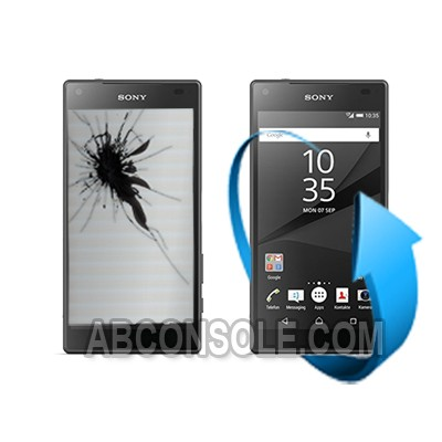 Remplacement  écran Sony xperia Z5 Compact