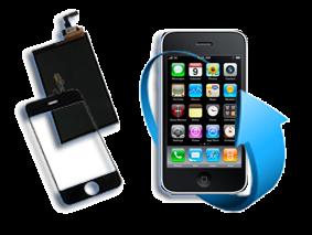 Remplacement écran tactile + LCD Iphone 3GS