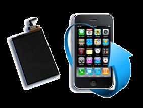 Remplacement écran LCD Iphone 3G