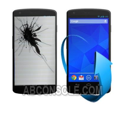 Remplacement bloc écran LG nexus 5