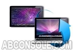 """Remplacement vitre Macbook Pro Unibody (15"""")"""