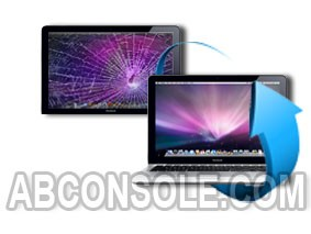 "Remplacement écran LCD Macbook Pro Retina (15"")"