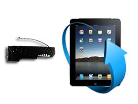 Remplacement haut parleurs Ipad 1
