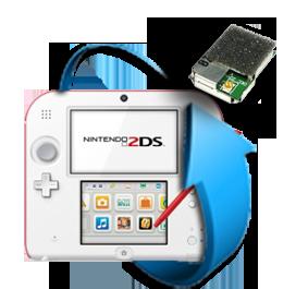 Remplacement BIOS Nintendo 2DS