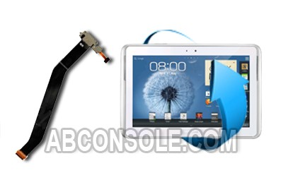 "Remplacement connecteur charge Samsung Galaxy Note Tab 10.1"" N8000"