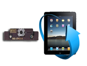 Remplacement nappe bouton Home Ipad 2