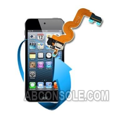 Remplacement nappe jack écouteur Ipod Touch (V5)