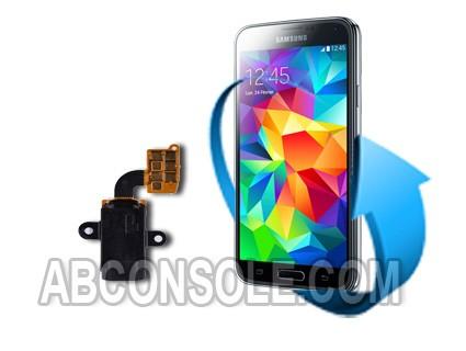 Remplacement de la prise Jack Samsung Galaxy S5 (G900F)