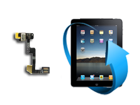 Remplacement micro Ipad 2