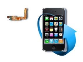 Remplacement de la nappe capteur de proximité Iphone 3G / 3GS