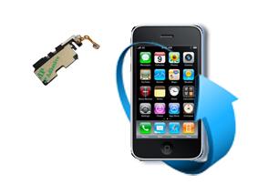 Remplacement de la nappe Wifi et GPS pour Iphone 3G / 3GS