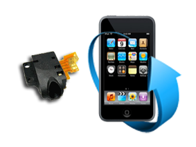 Remplacement prise écouteurs Ipod Touch (V1-V2-V3-V4)