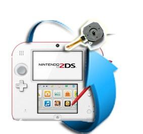 Remplacement stick analogique Nintendo 2DS