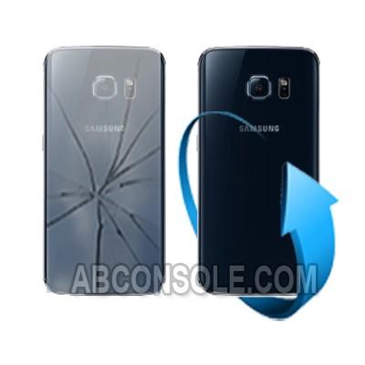 Remplacement vitre arrière Samsung Galaxy S7