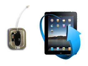 Remplacement antenne Wifi Ipad 1