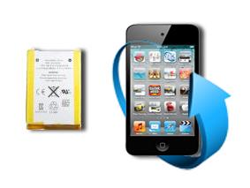 Remplacement batterie Ipod touch V1-V2-V3-V4