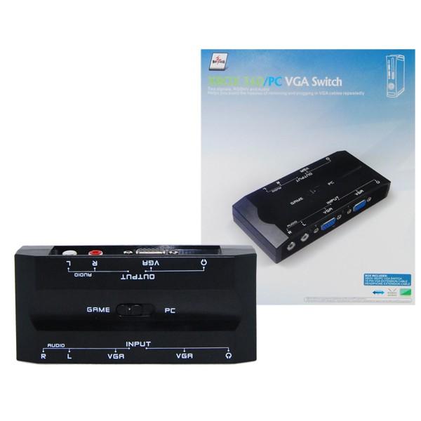 Switch VGA/Xbox 360
