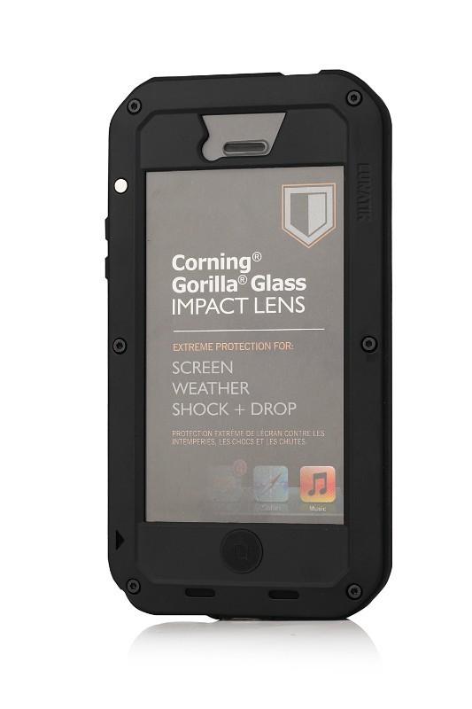 Coque Lunatik Taktik Extreme iPhone 5/5S (noire)