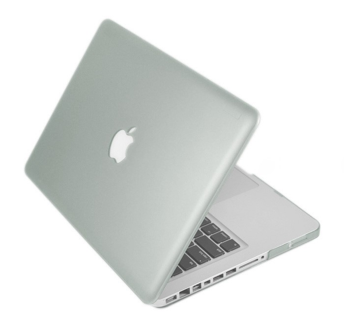 "Coque de protection pour Macbook Pro 13.3"" (transparent)"