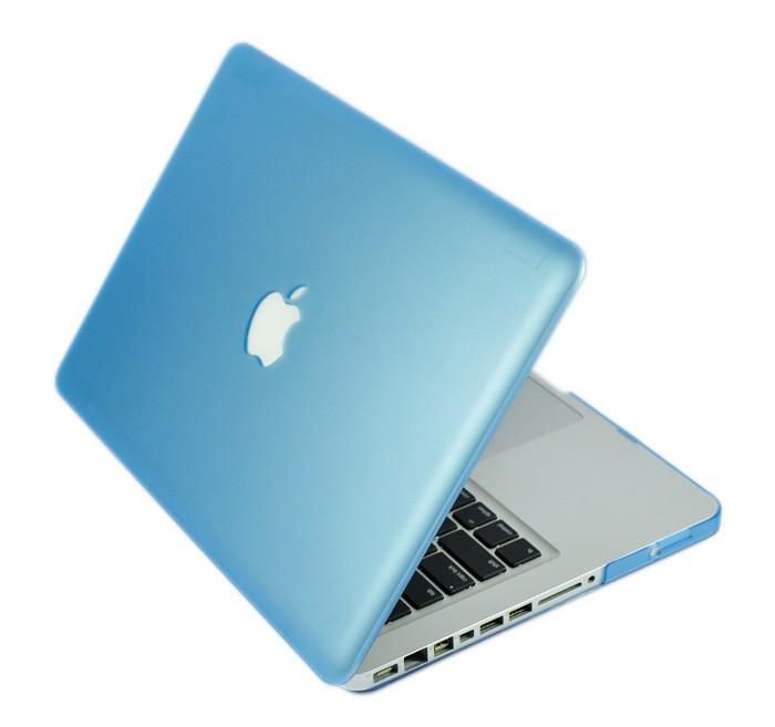 """Coque de protection pour Macbook Pro 13.3"""" (Bleu)"""