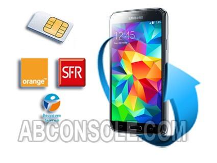 Déblocage Samsung