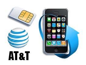 Déblocage iPhone bloqué AT&T Hors 5S et 5C (USA)