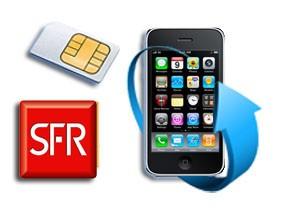 Déblocage iPhone bloqué SFR (FR)