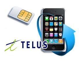 Déblocage iPhone bloqué Telus (Canada)