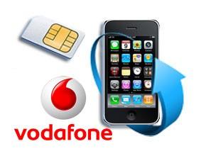 Déblocage iPhone bloqué Vodaphone (Espagne)