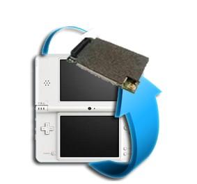 Remplacement BIOS (module WiFi) Nintendo DSi XL