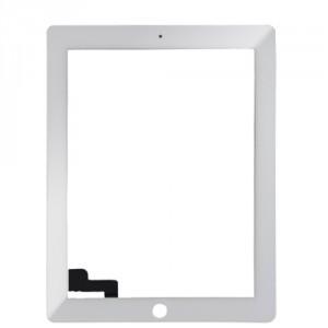 Vitre tactile Ipad 2 (blanc)