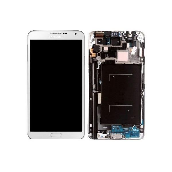Ecran Samsung Galaxy note 3 Blanc (N9005)