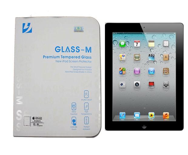 Film de protection en verre trempé Glass M pour iPad 2 et 3