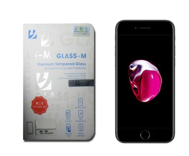 Film de protection en verre trempé pour iPhone 7 Plus
