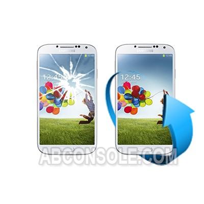 Remplacement écran Samsung Galaxy S4 blanc (i9500/ i9505)