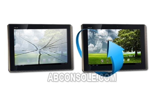 Remplacement vitre Tactile Asus Memo Pad ME301T