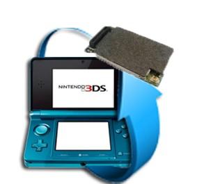 Remplacement BIOS Nintendo 3DS / 3DS XL